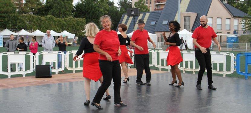 Stage de danse : Salsa etTango